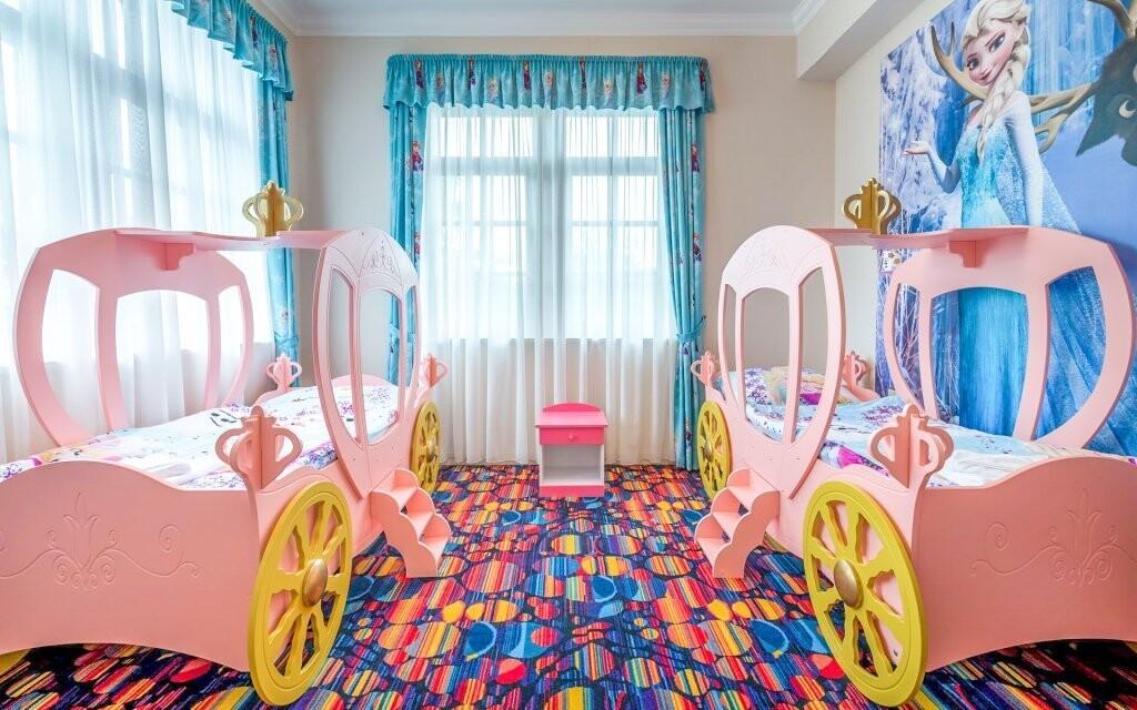 Za príplatok môžu vaše deti bývať v tematických izbách