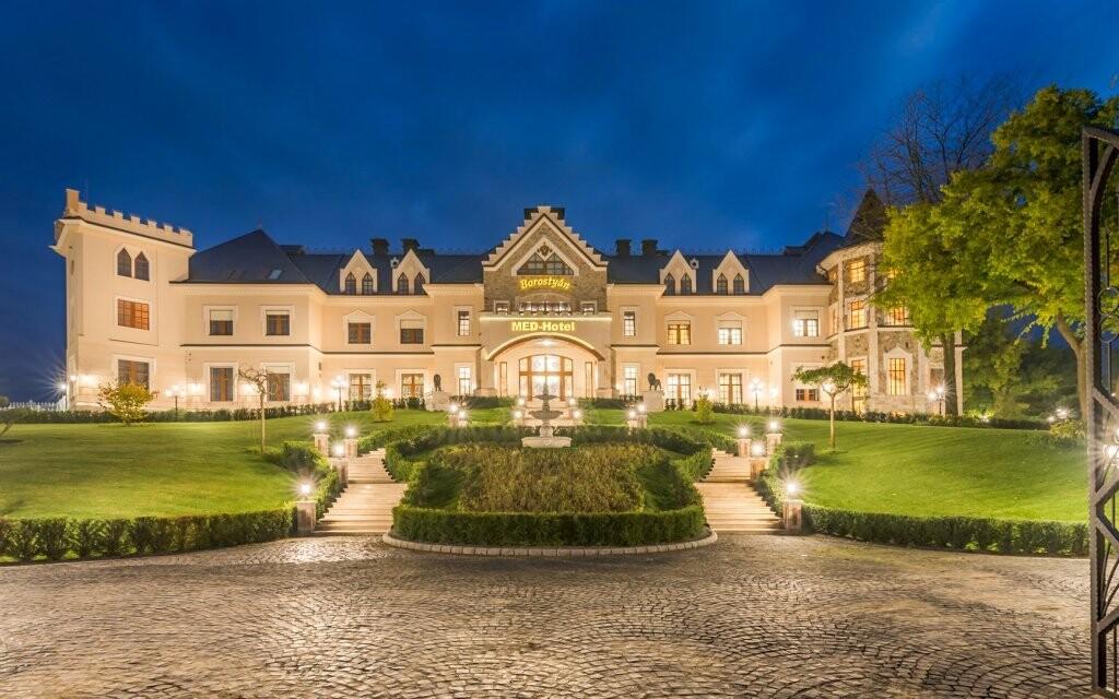 Ubytujte sa v luxusnom Borostyán MedHoteli ****