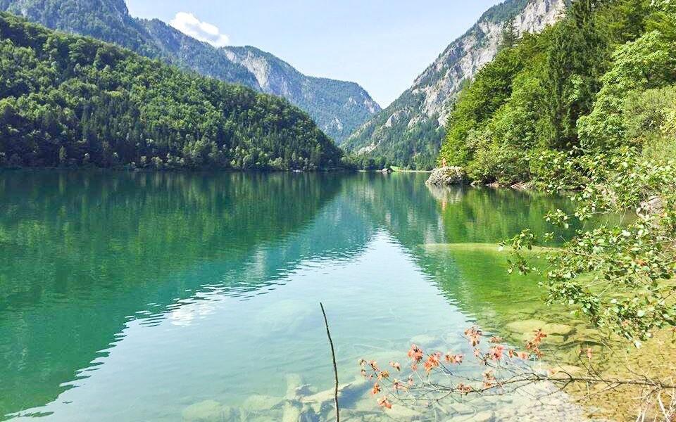 Rakúske Alpy sú skvelé na načerpanie novej energie