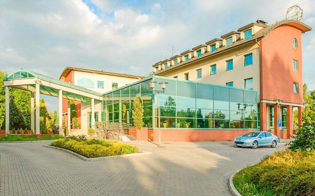 Hotel Orient **** je moderní a komfortní