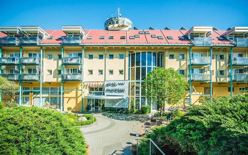 Hotel Panorama ***+ je veľmi obľúbený