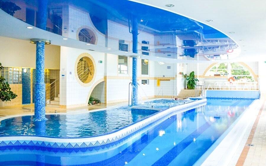 Luxusné wellness centrum vás uchváti