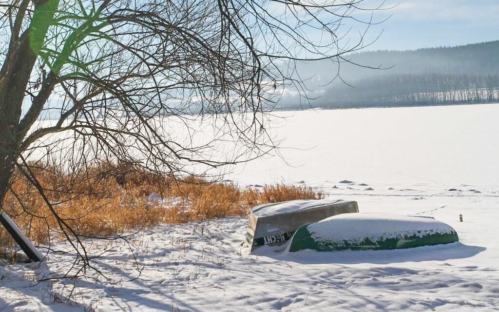 Užijte si zimu na Lipně