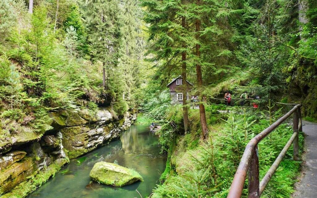 Poznejte krásy Českého Švýcarska