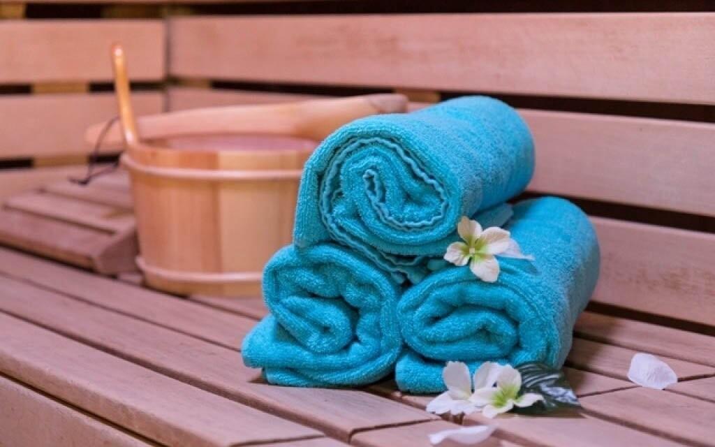 Užijte si také odpočinek v sauně