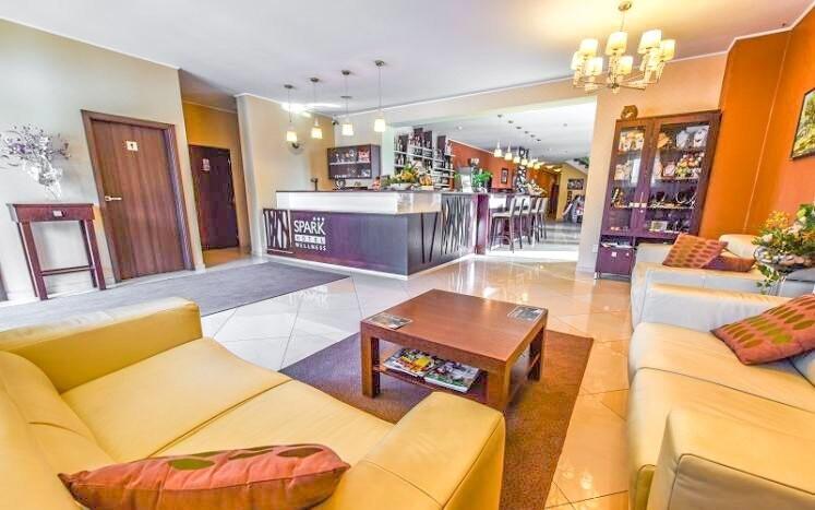 Hotel nabízí svým hostům nadstandardní služby