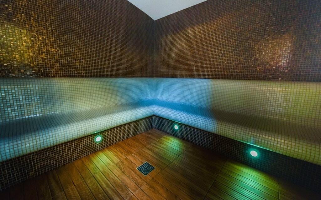 K dispozici jsou i tři sauny
