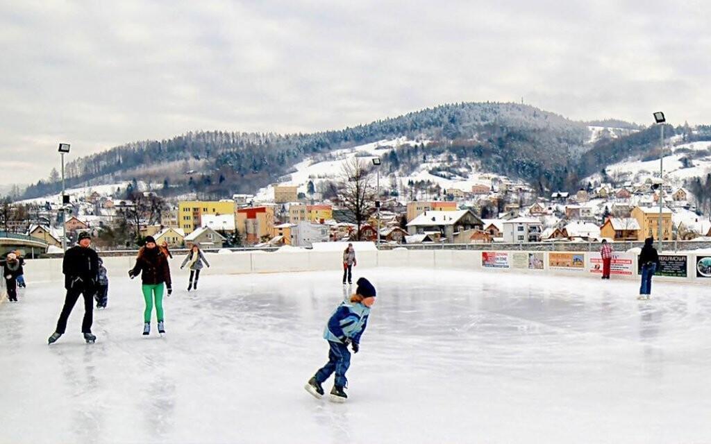 Užite si zimu v Poľsku