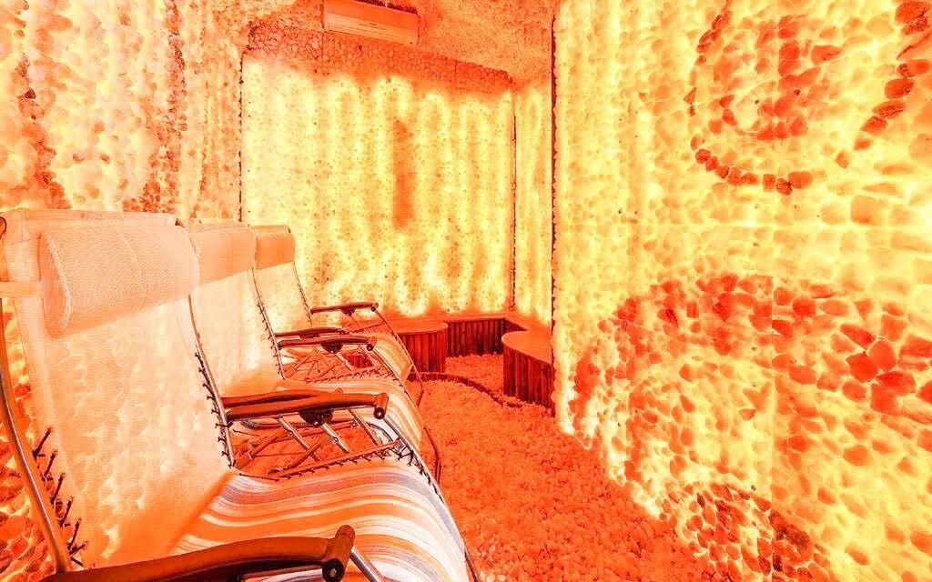 Tešte sa na relaxáciu v soľnej jaskyni