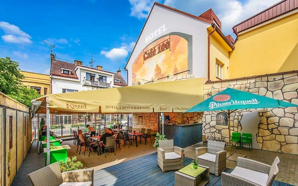 V 3* hoteli Tatra zažijete dovolenku plnú oddychu