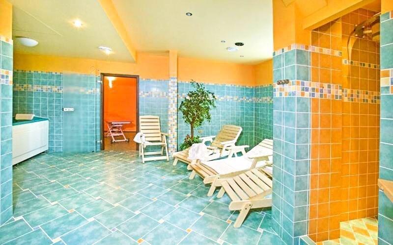 Dopřejte si relax v hotelovém wellness