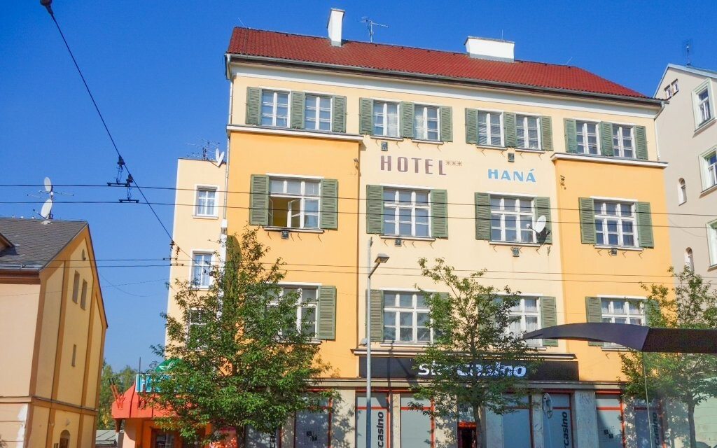 Atmosféru lázeňského města si vychutnáte v hotelu Haná ***