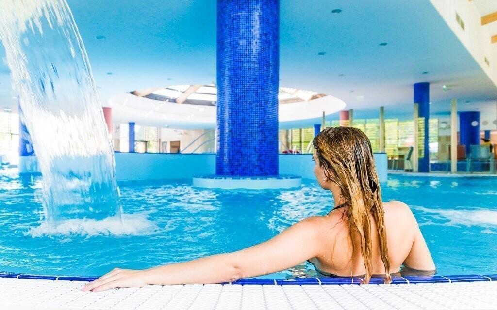 Hotelové wellness je vhodné pro dospělé i děti