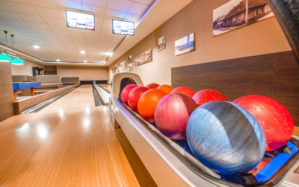 So zľavou si môžete zahrať bowling