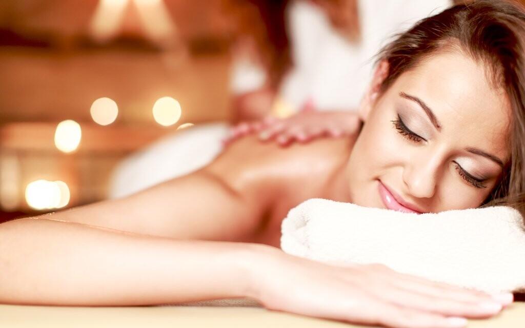 Uvolníte se při masáži