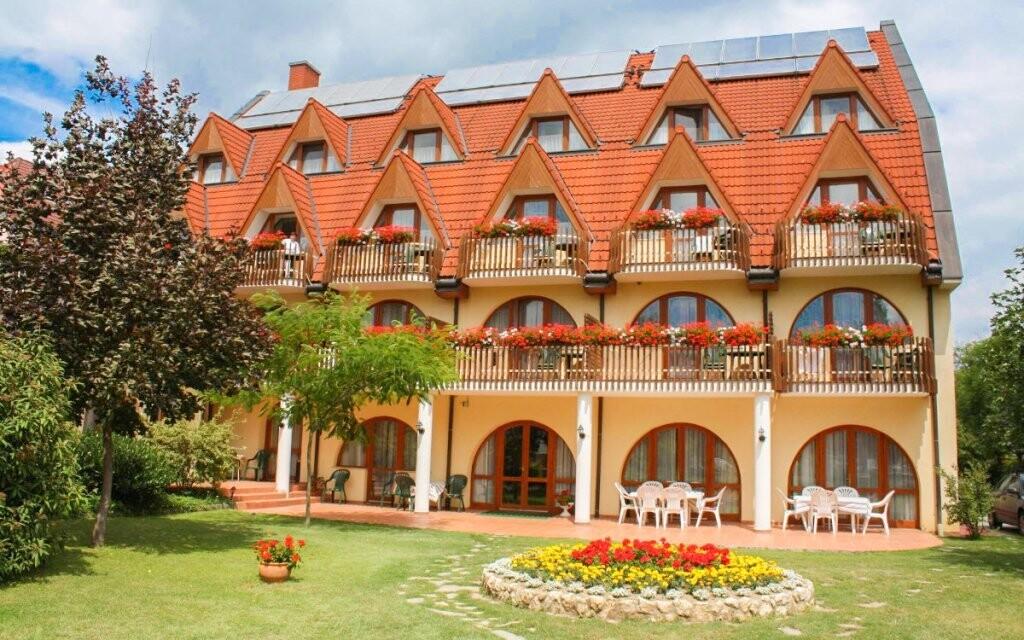 Jedinečná dovolená v Hotelu Ágnes ***