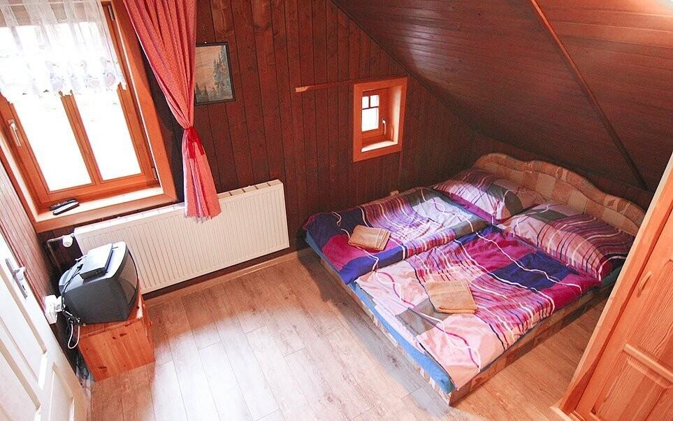Ubytujete sa v priestranných apartmánoch