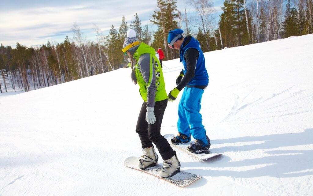 V zimě se tu dá navíc lyžovat