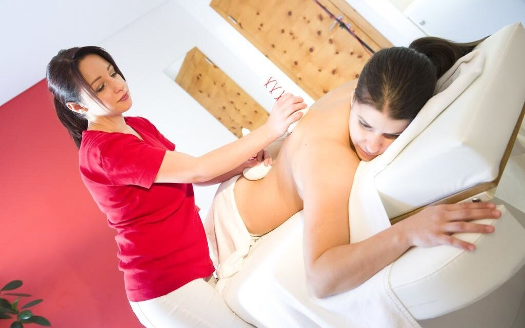 Čeká vás také masáž od zkušeného personálu