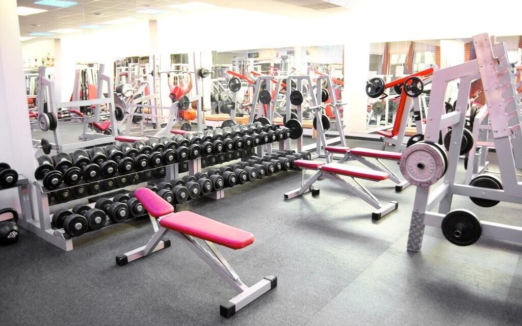 Zapotit se můžete také ve fitness centru