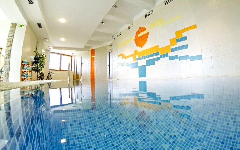 Zaplávajte si v relaxačnom bazéne