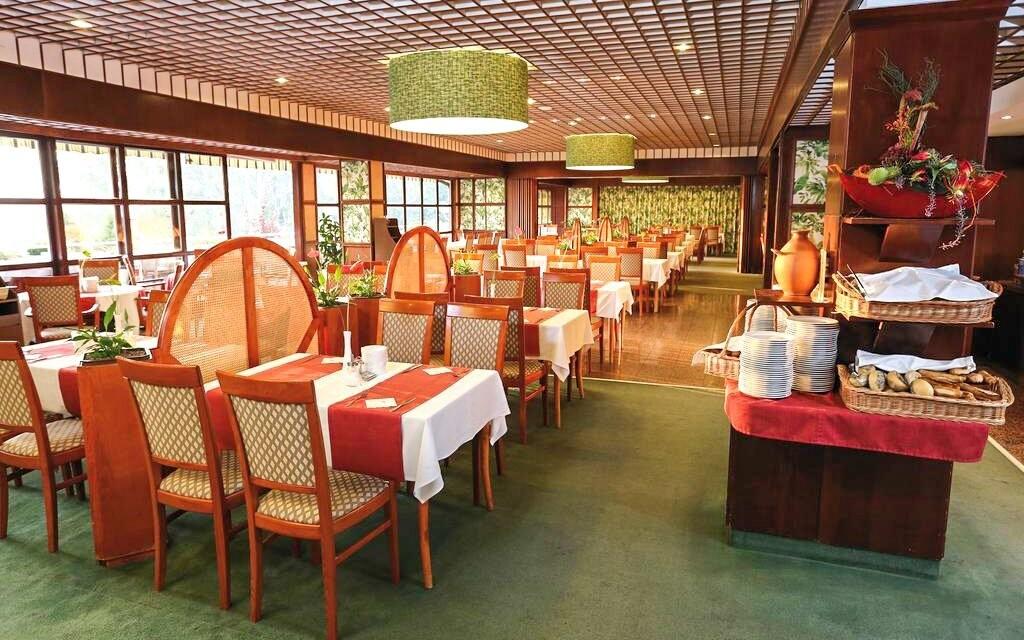V hotelovej reštaurácii si pochutnáte
