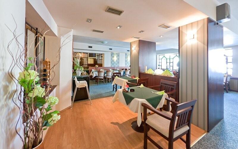 Hotel Soudek disponuje juhočeskou reštauráciou