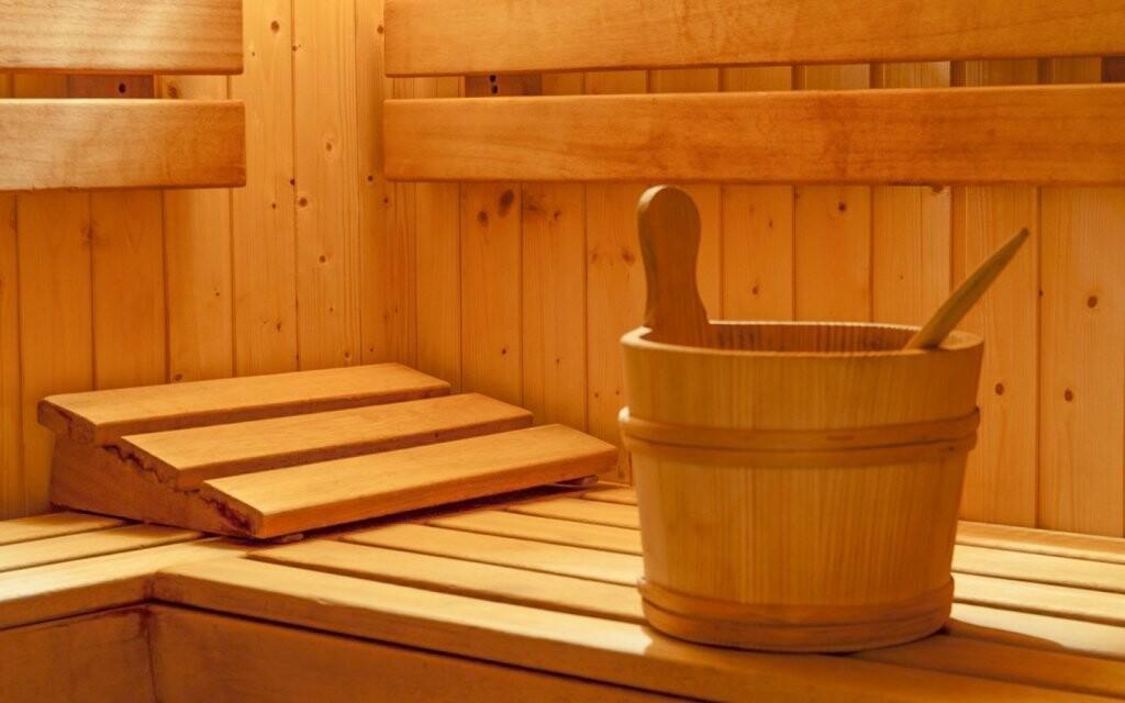 Suchá sauna prehreje celé vaše telo