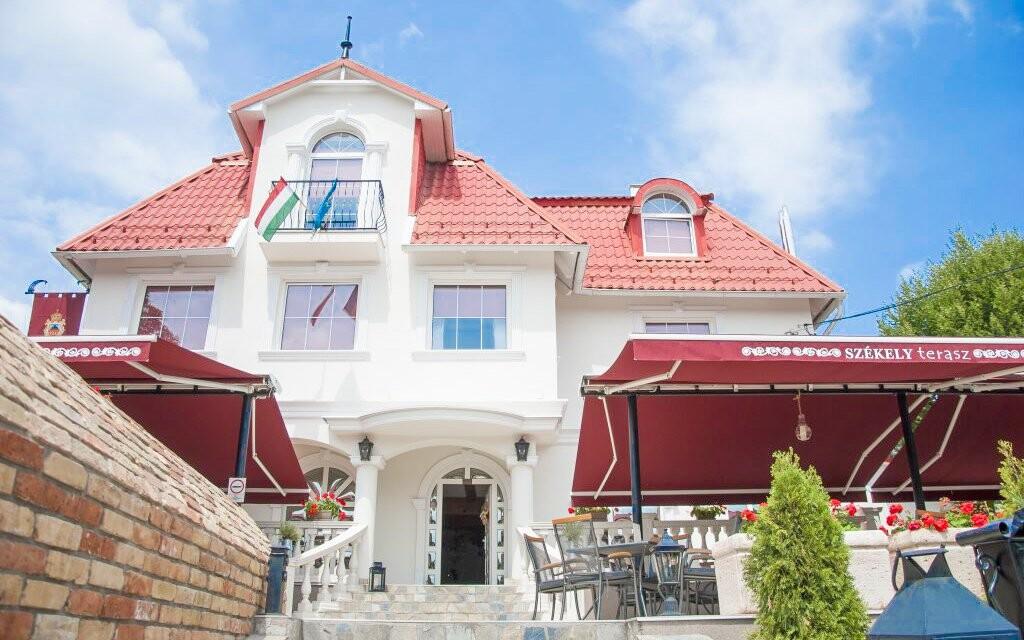Stylový hotel Székely Kúria, Miskolc, Maďarsko