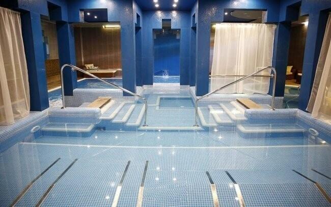 Užite si neobmedzený vstup do wellness v hoteli Golden Ball