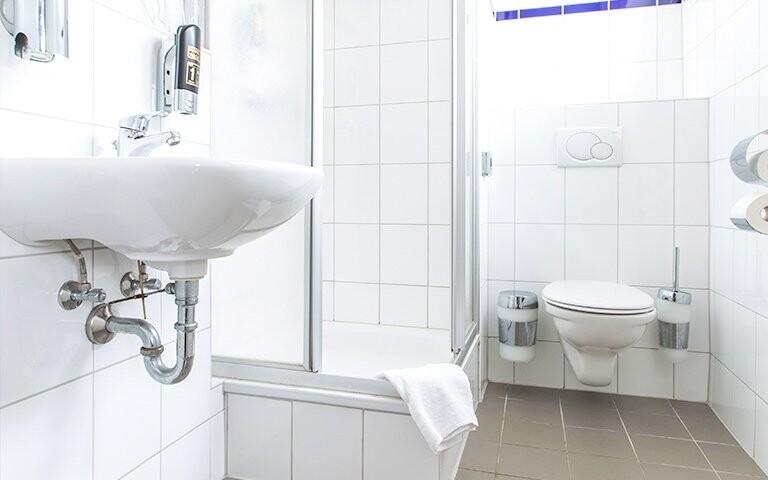 Nechybí ani vlastní či sdílená koupelna