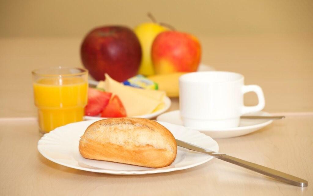 Čekají vás bohaté bufetové snídaně