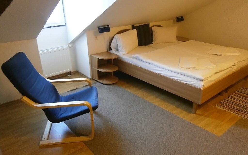 Ubytovanie v izbe Mini máte v cene balíčka