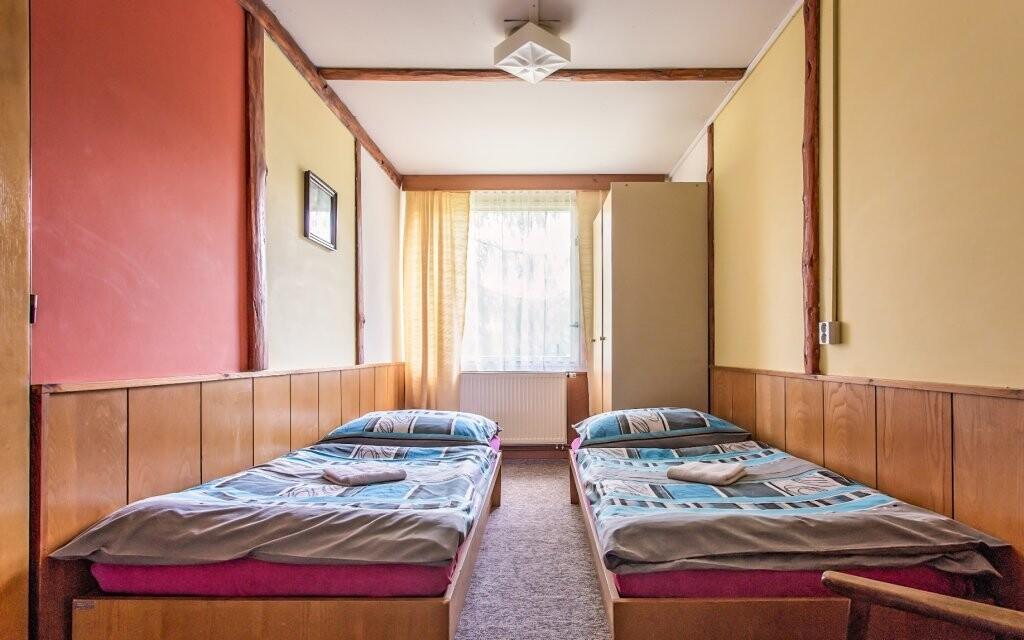 Ubytovanie má jedinečnú atmosféru