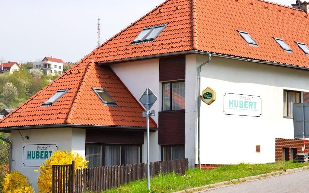 Penzion Hubert se těší výborným recenzím