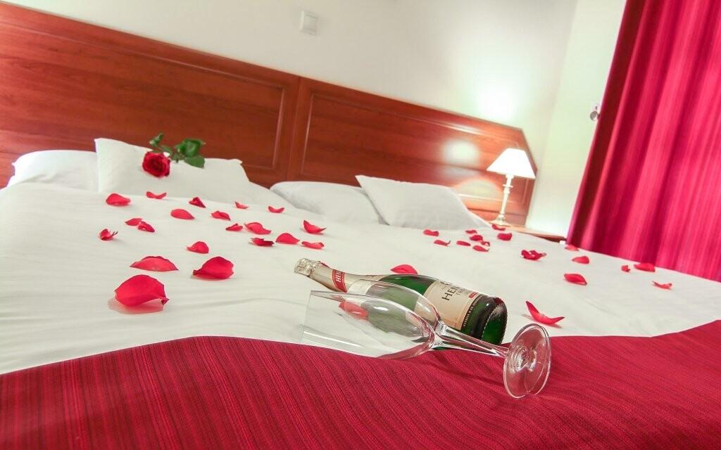 Ideálne na romantickú dovolenku pre páry