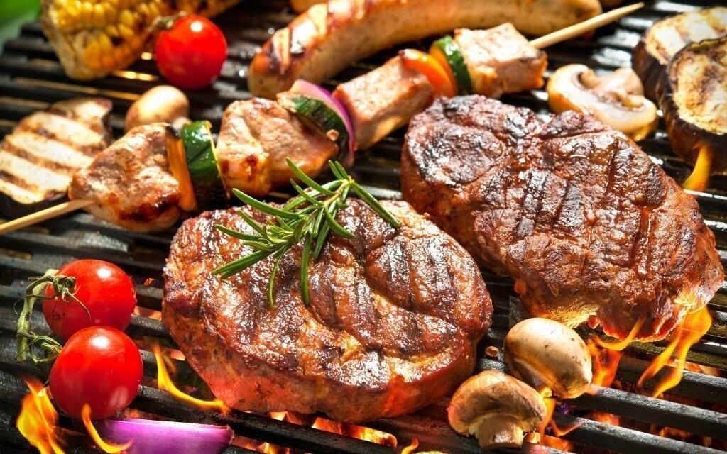 Ochutnejte grilované speciality