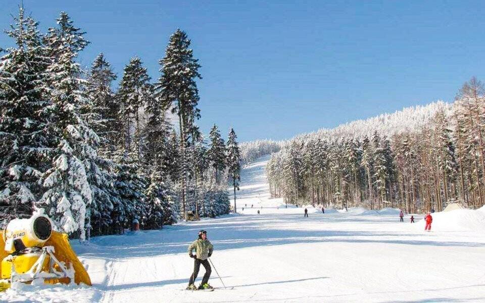 Příroda Orlických hor je ideální pro rodinnou dovolenou