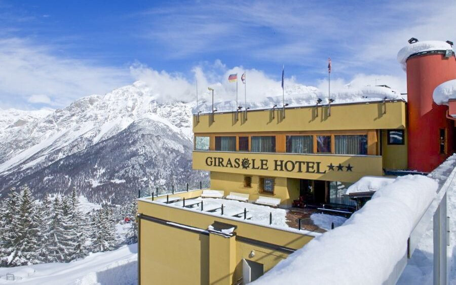 Užijte si skvělý pobyt v Hotelu Villaggio Girasole