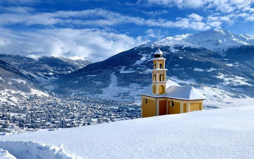 Lyžařské oblasti Bormio, Santa Caterina a San Colombano