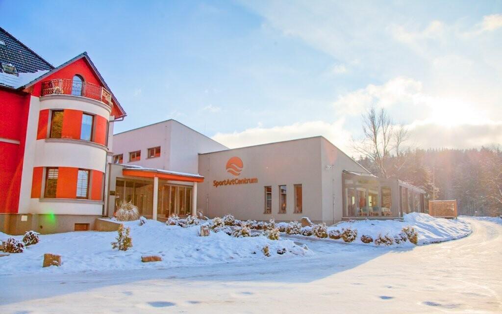 Skvělý pobyt ve Sport Art Centrum Hotelu ****