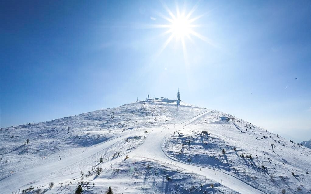 Užijte si sníh i alpské slunce