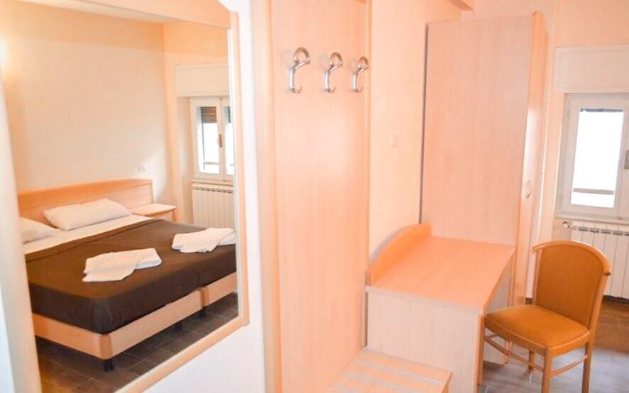 Hotel Augustus nabízí komfortní pokoje
