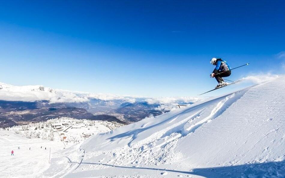Zalyžujte si v Italských Alpách