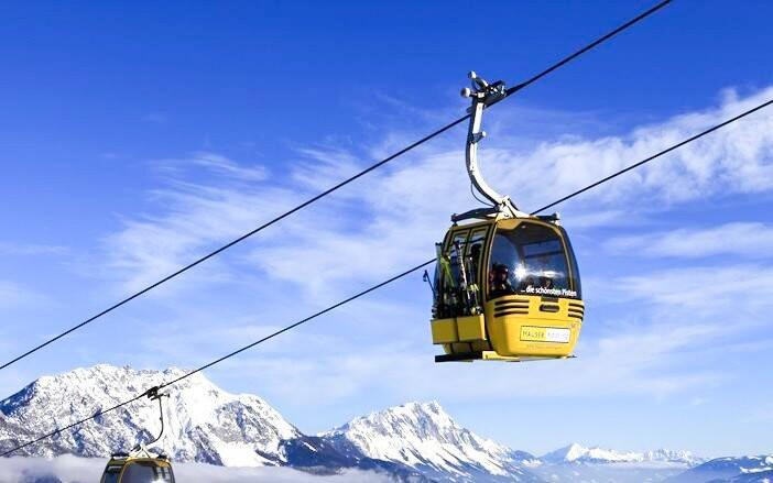 Rakouské Alpy vás dostanou svou velkolepostí