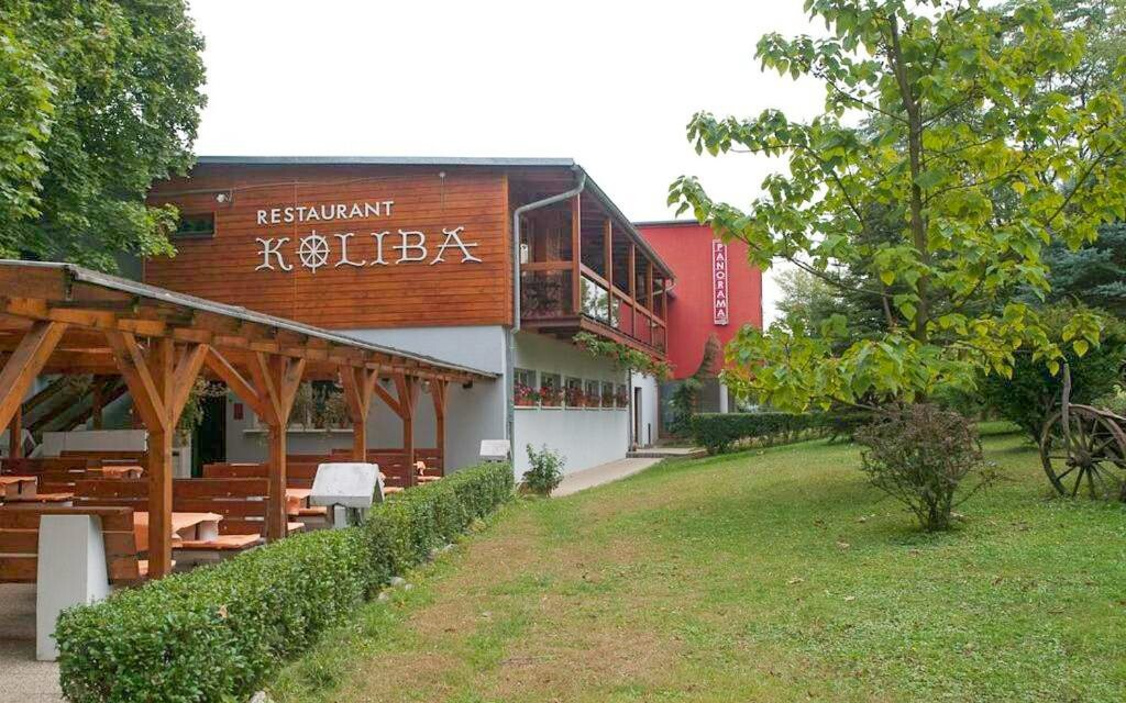 Restaurace Koliba, Hotel Panoráma ***+ Piešťany, Slovensko