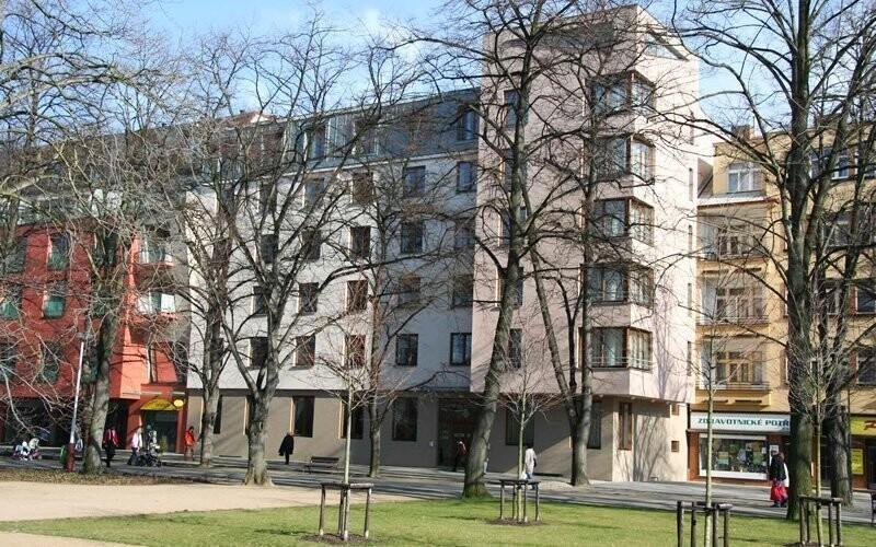 Lázeňský hotel Park **** stojí přímo u promenády
