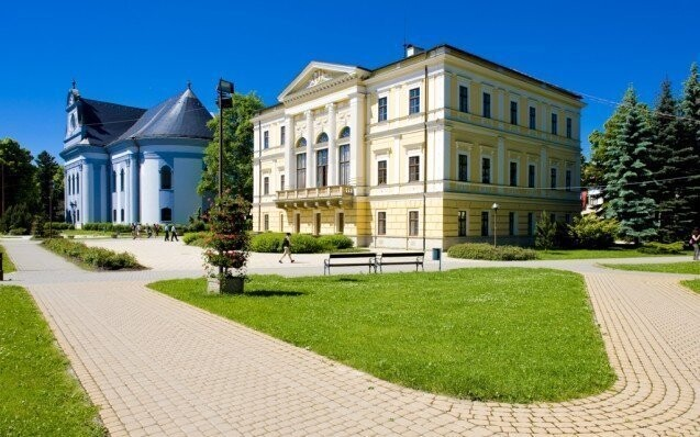 Slovensky raj Leto Turistika Dovolena Sleva Trio Slovensko