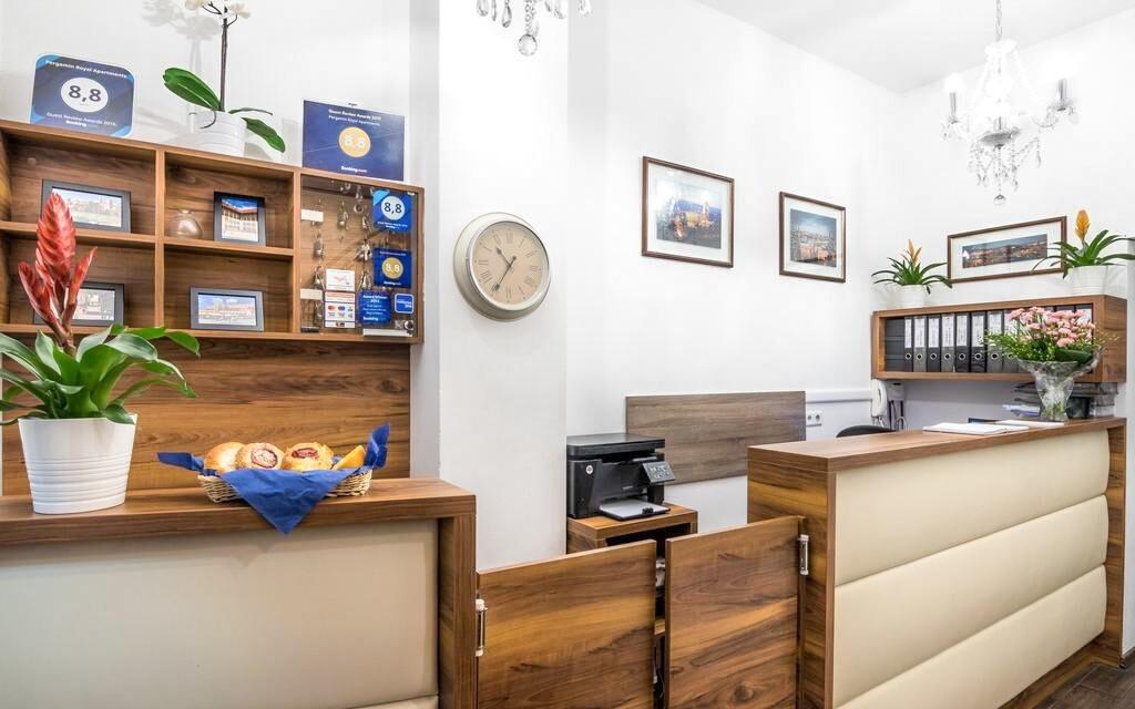 Apartmány se těší skvělým recenzím svých zákazníků
