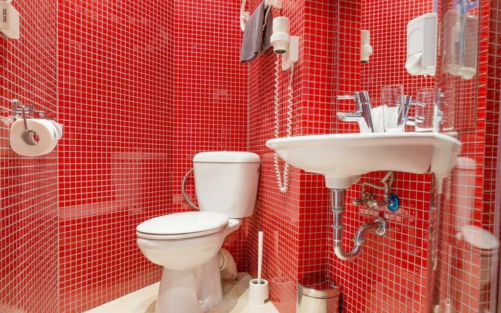 Samozřejmostí je také vlastní koupelna